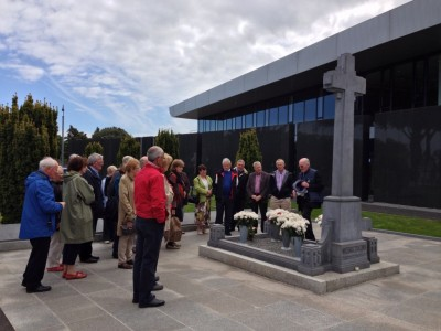 Kildare RMA At Glasnevin Cemetery May2013
